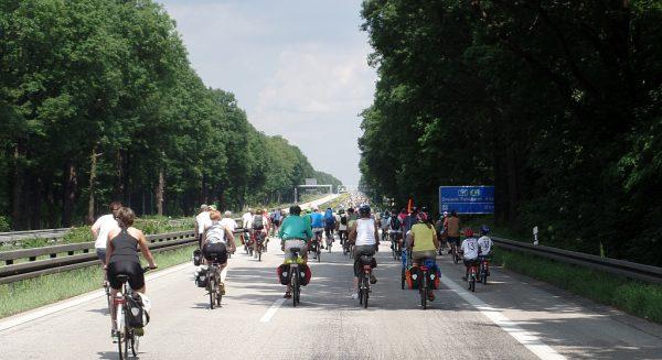 Freie Fahrt für Radler