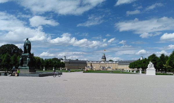 Karlsruher Schloss